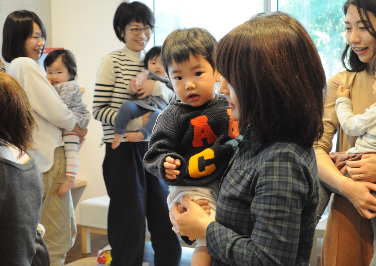 高崎リトピュア:0歳からの習い事でママの産後ケア