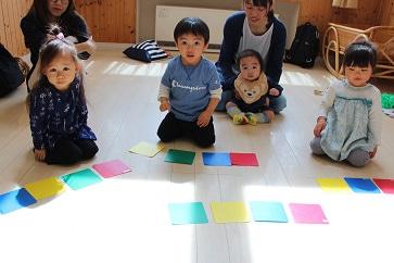 【帯広】0歳~3歳集中力がすごい!リトピュア音楽レッスンの仕掛け!