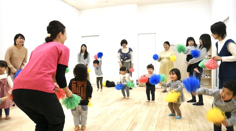 豊津駅前リトピュアGW5/6!子どもの成長に大切な聴覚への刺激