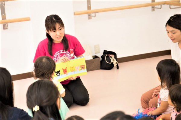 【大田区】鳥肌ぞくっ・・・2歳児キッズクラスの「できた」が凄い