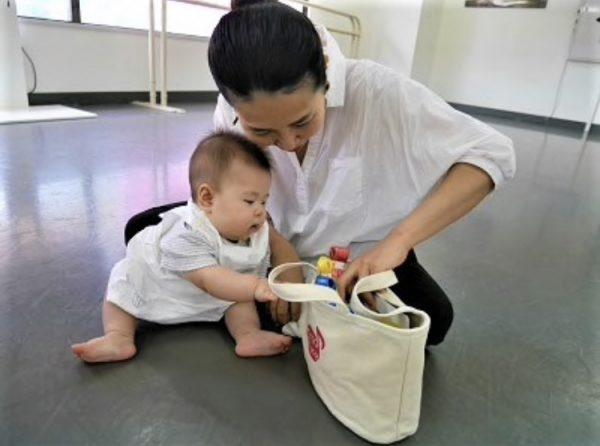 【目黒品川】赤ちゃんと2人だけで家にいると言葉が少ない!産後ケア