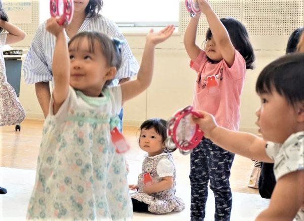 【札幌】十人十色♪みんな違うからいい!0歳からの音楽レッスン