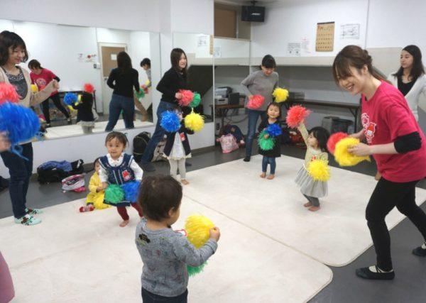 【札幌】テーマパーク感溢れるレッスンは「リトミック」以上!
