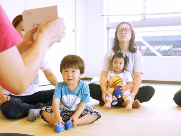 【大阪】子どもたちが集中する感動の瞬間!0~3歳音楽レッスン