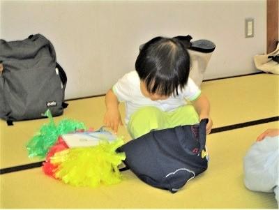 【広島】自分で準備!意欲的に行動できる子に!0歳からの音楽レッスン