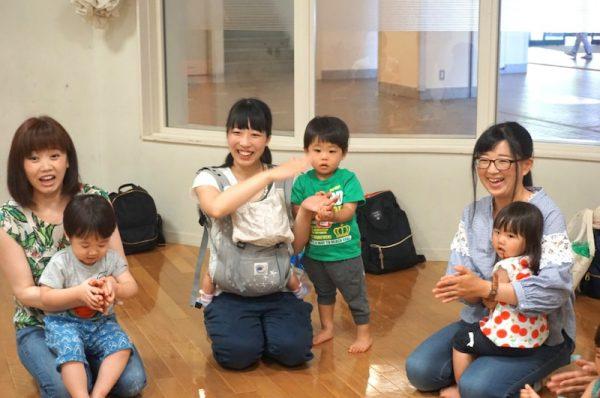 【札幌】子どもの「もっとやりたい」を引出す!リトミック音楽レッスン