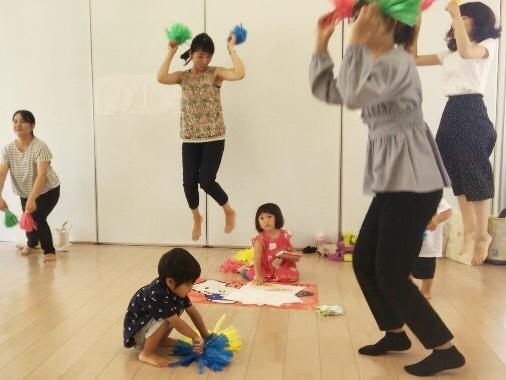 【沖縄】教えない0歳からの親子音楽レッスン!感動の瞬間を共有!