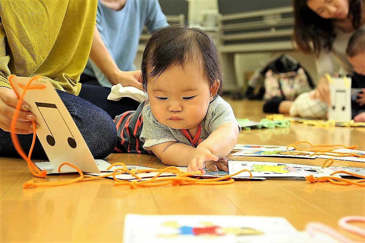 ベビーの指導法がもっと知りたかったです~リトミックを使った乳幼児レッスン